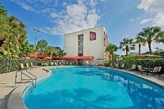 Hotelbild von Red Roof PLUS+ Miami Airport