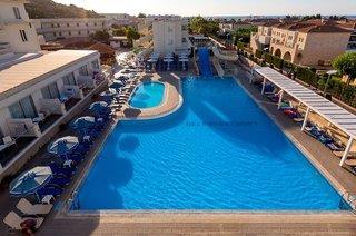 Delfinia Resort Hotel 3*, Kolymbia (Insel Rhodos) ,Grécko