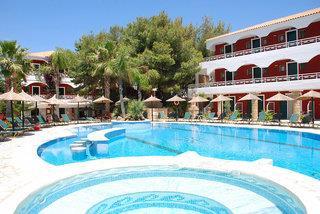 Hotelbild von Vasilikos Beach