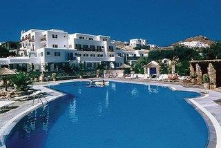 Hotelbild von Kamari Hotel