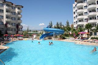 Club Hotel Sun Heaven 4*, Alanya - Payallar ,Turecko
