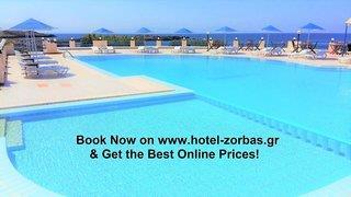 Hotelbild von Zorbas Beach Village