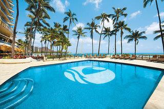Hotelbild von Outrigger Waikiki on the Beach