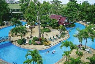 The Green Park Resort - Pattaya