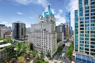 The Fairmont Vancouver