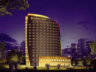 Parkview Hotel Shanghai - 1 Popup navigation