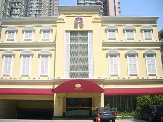Asset Hotel 3*, Shanghai - Xuhui District ,Čína