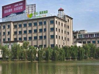 New Century ManJu Hotel Luoshan 1