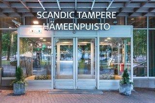 Scandic Tampere Hämeenpuisto - 1 Popup navigation