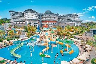 Sea Planet Resort & Spa 5*, Side - Kizilot ,Turecko