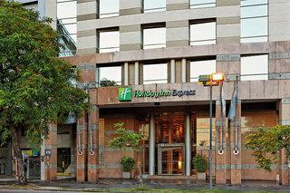 Holiday Inn Express Puerto Madero - 1 Popup navigation