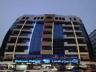 Delmon Palace 4*, Dubai ,Spojené arabské emiráty