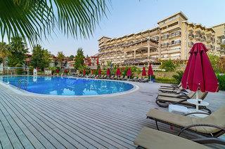 Justiniano Resort 5*, Alanya - Okurcalar (Incekum) ,Turecko