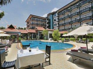 Lucky Angkor Hotel 3*, Siem Reap ,Kambodža