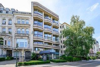 B-Aparthotel Montgomery 4*, Brüssel ,Belgicko