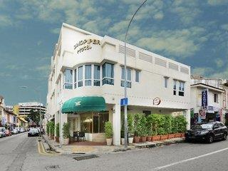 Sandpiper Hotel 3*, Singapur (Zentral) ,Singapur