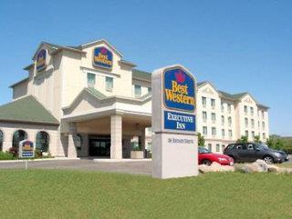 Best Western Plus Executive Inn Toronto 3*, Toronto ,Kanada
