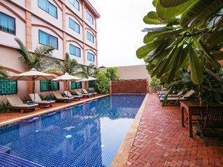 Gloria Angkor Hotel 3*, Siem Reap ,Kambodža