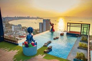 Hotelbild von Siam@Siam Design Hotel Pattaya