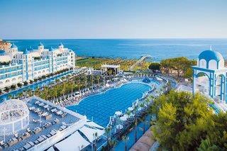 Rubi Platinum Spa Resort & Suites 5*, Alanya - Avsallar (Incekum) ,Turecko