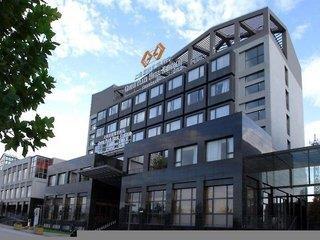 Gloria Plaza Hotel Kangqiao 1