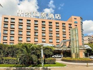 ZTE Hotel Shanghai 1