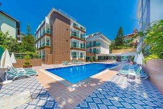 Kleopatra Atlas Hotel - Erwachsenenhotel 4*, Alanya ,Turecko