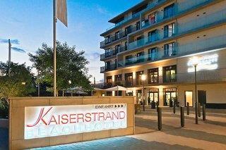 SEETELHOTEL Kaiserstrand Beachhotel Bansin Mitte