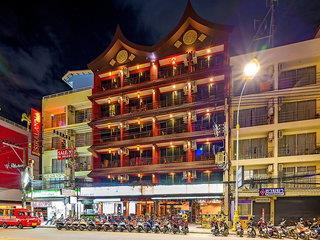 Tanawan Phuket Hotel 3*, Patong Beach (Patong - Insel Phuket) ,Thajsko