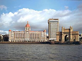 The Taj Mahal Palace & Tower Bombay