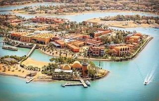 Sheraton Miramar Resort in El Gouna, Ägypten