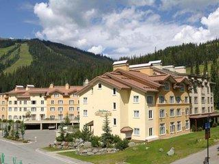 Nancy Greene´s - Cahilty Hotel & Suites 3*, Sun Peaks ,Kanada