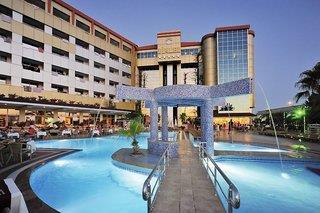 7 Tage in Alanya - Kargicak Dinler Hotels - Alanya