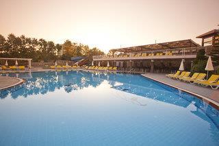 Club Mermaid Village 4*, Alanya - Türkler ,Turecko
