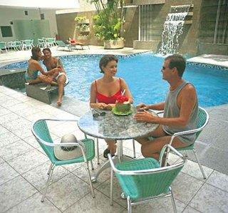 Praiano Hotel 4*, Fortaleza ,Brazília