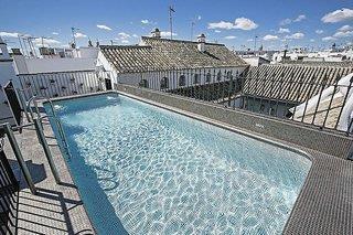 Hospes Las Casas de Rey de Baeza in Sevilla, Spanien