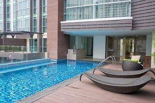 A-One Star Hotel 3*, Pattaya ,Thajsko
