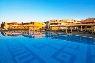 Hotelbild von Grand Blue Beach Hotel