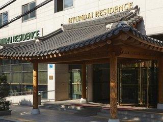 Hyundai Residence Seoul 3*, Seoul ,Kórejská republika