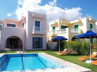 12 Islands Villas 4*, Kolymbia (Insel Rhodos) ,Grécko