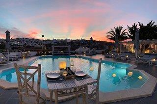 Milos Villas 3*, Thira (Fira) (Insel Santorin) ,Grécko