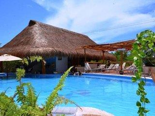 Cielito Lindo Holbox 3*, Isla Holbox ,Mexiko