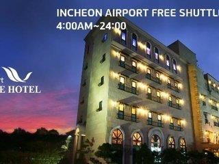 Incheon Airport Oceanside 4*, Incheon ,Kórejská republika
