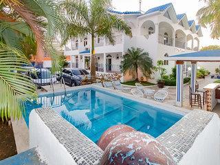 Villa Capri Hotel & Spa 3*, Boca Chica ,Dominikánska republika