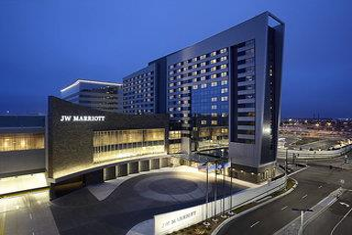 JW Marriott Minneapolis Mall of America 5*, Minneapolis ,Spojené štáty