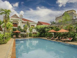 Rose Royal Boutique Hotel 4*, Siem Reap ,Kambodža