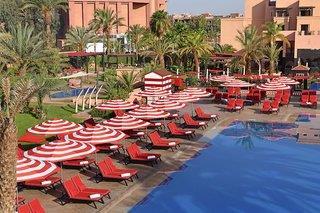 Mövenpick Hotel Mansour Eddahbi Marrakech in Marrakesch, Marokko