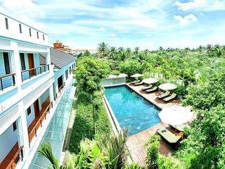 La Residence Blanc D´Angkor 4*, Siem Reap ,Kambodža