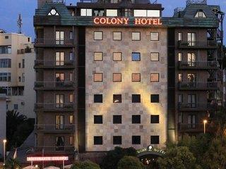 Hotel Colony 3*, Rom ,Taliansko