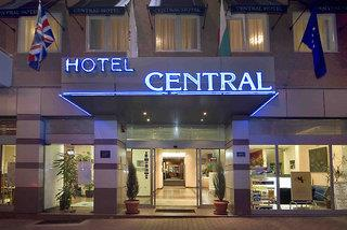 Central Hotel Sofia - 1 Popup navigation